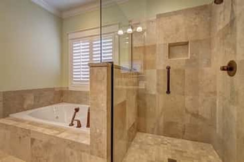 Modern designs and materials can give you bathroom a much needed makeover. Our renovation specialists can help you design and build your dream bathroom.